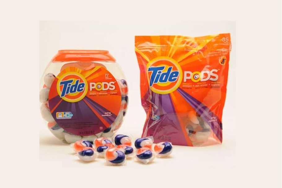 YouTube pulls dangerous 'Tide Pod Challenge' videos in which teenagers eat DETERGENT as part of a terrifying craze sweeping social media