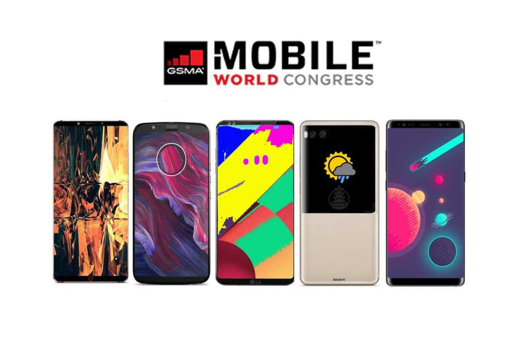 Best Gadgets We Want To See In MWC 2018