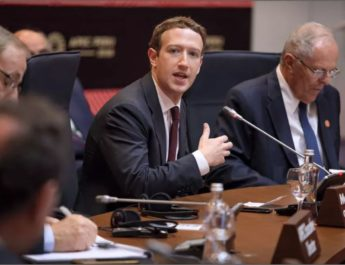Key Moments from Mark Zuckerberg's Congress Scrutiny