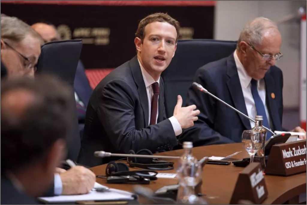 Key Moments from Mark Zuckerberg's Congress Scrutiny