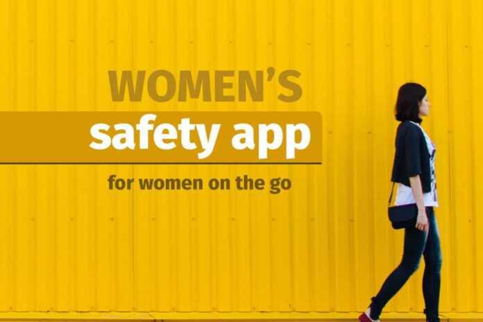 women--safety-app