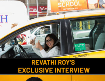 Serial Entrepreneur Revathi Roy of Hey DeeDee on Being a Leader of Vision, Passion & Tech