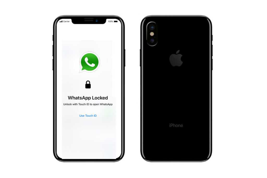 Whatsapp-For-iPhone-gets-Face-ID,-Touch-ID-Biometric