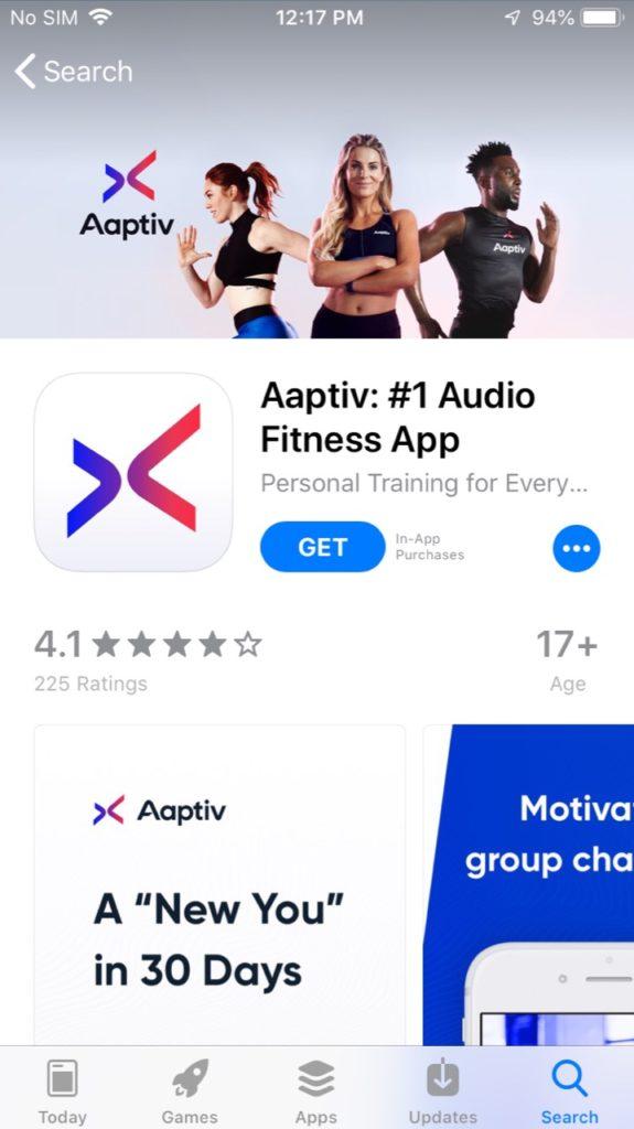 aptiv weight loss app free