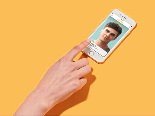 iphone bumble dating app