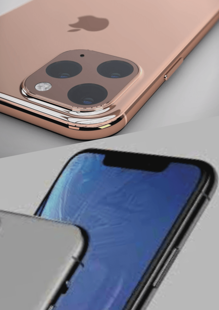 Suspected Display of iPhone 11