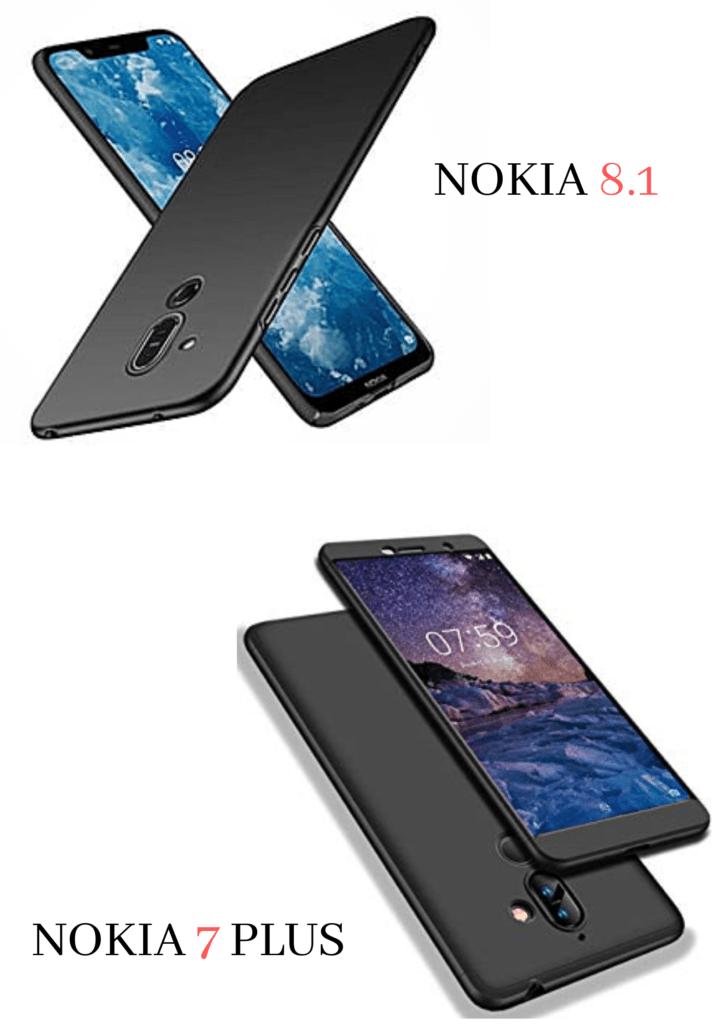 Nokia Smartphones 2019