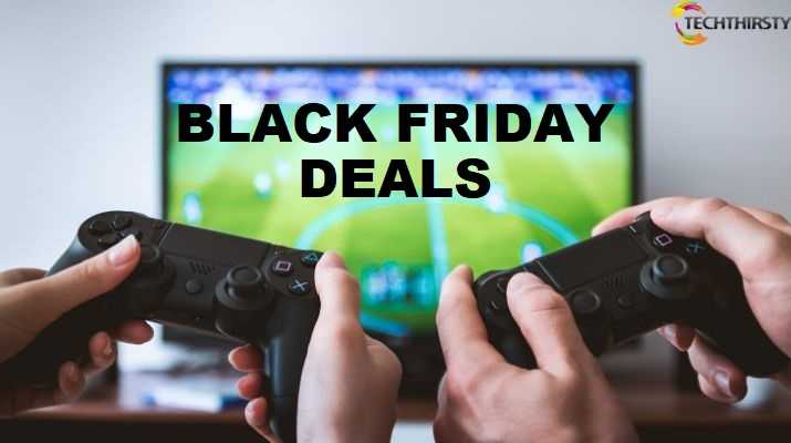 Black Friday Deals for Gaming Consoles