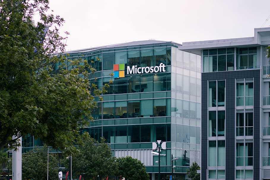 microsoft-building-company-city-modern-headquarters