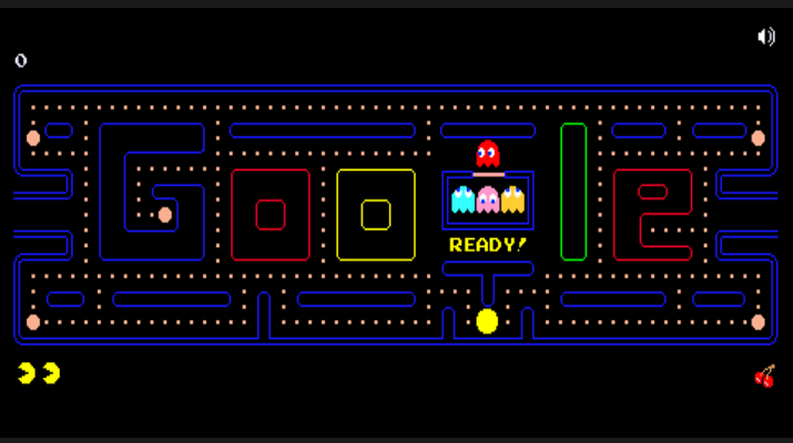 Google ends Doodle games series with PAC-MAN