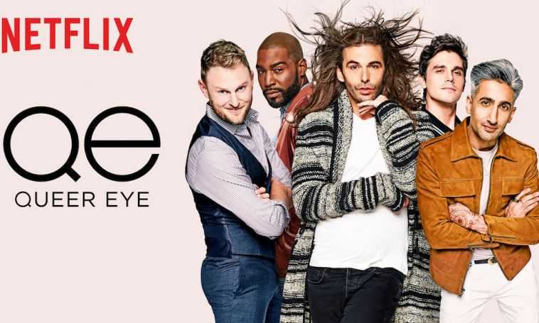 Netflix original Queer Eye