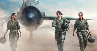 IAF women pilots