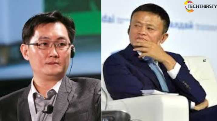 Pony Ma dethrones Jack Ma to become Richest Person In China