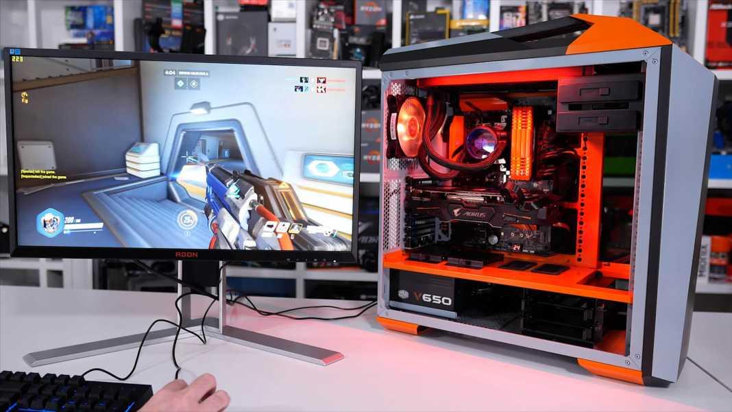 Best Gaming PC Build Under 50000