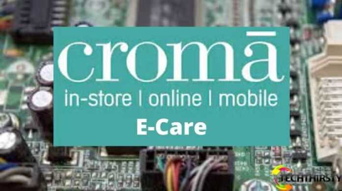 Chroma E-care Program to reduce e-waste