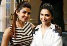 Deepika Padukone and Priyanka Chopra