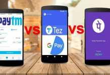 Google Pay vs Paytm vs PhonePe