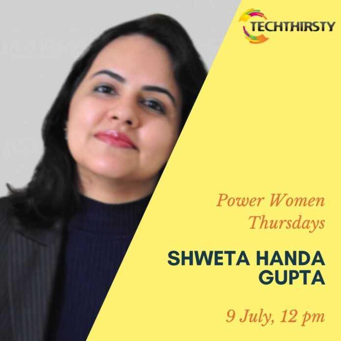 transformation coach Shweta Handa Gupta