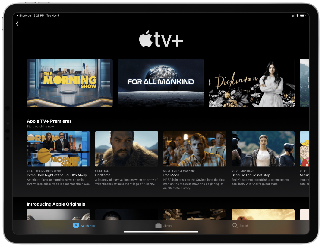Watch Apple TV