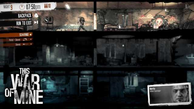 Poland's government will add the computer game This War Of Mine