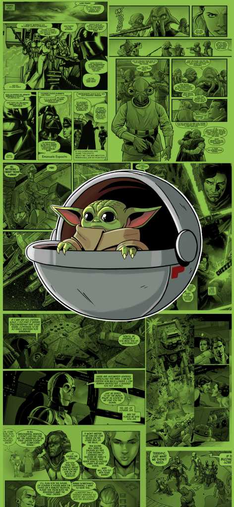 Baby Yoda Wallpaper For Iphone 11 Max Pro Tech Thirsty Special
