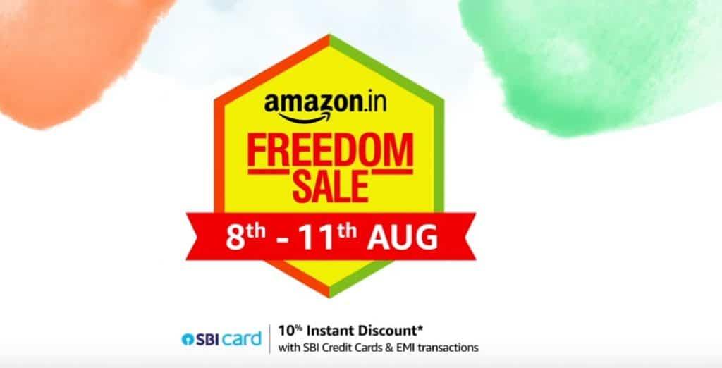 Best Amazon Freedom Sale Deals