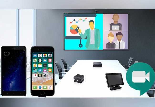 Google Meet On Android TV