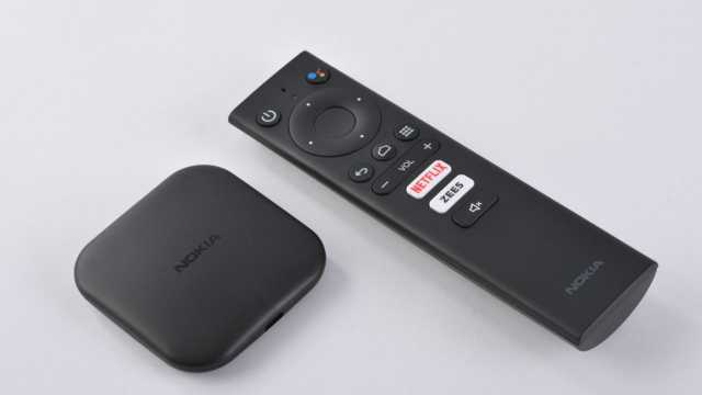 Nokia Android Streaming Box