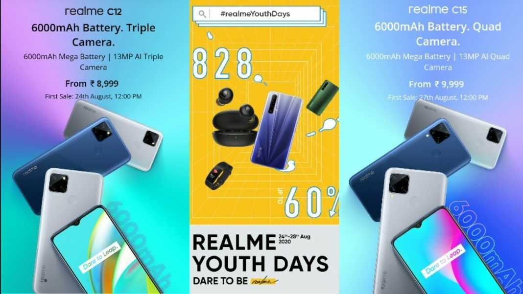 Realme Youth Day Sale