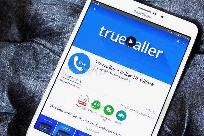 Spam Activity Indicator by Truecaller
