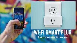 Amazon Smart Plug with Wi-Fi