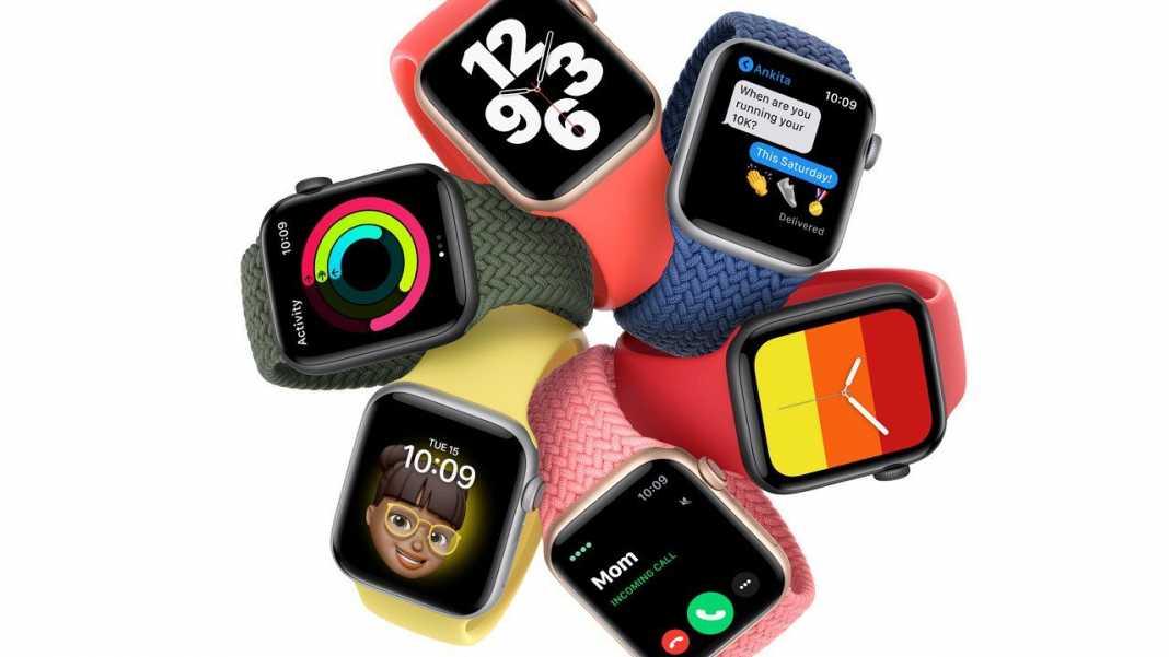 Apple Watch Series 6 VS Series 5 comparison
