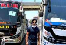 Bollywood Actor SonuSood