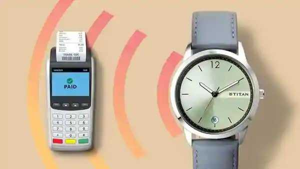 Contactless Payment Watches