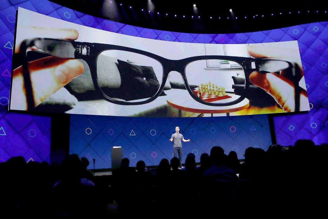 Facebook Ray-Ban Smart Glasses