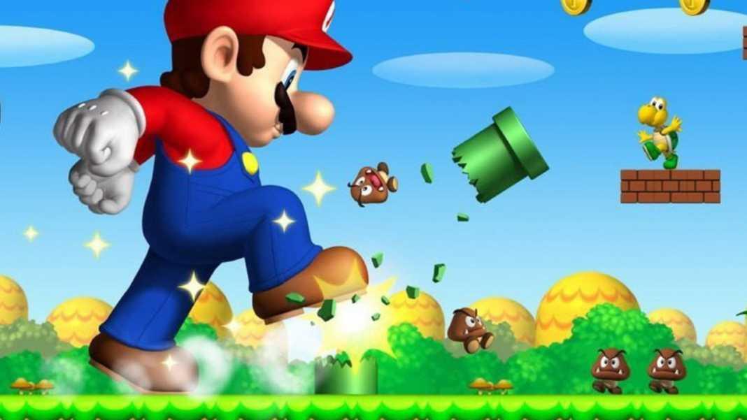 Super Mario comes to Nintendo Switch