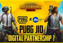 Jio PUBG Partnership