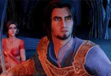 prince of persia - sands of time remake