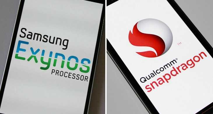 Samsung Exynos vs. Qualcomm Snapdragon
