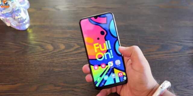Samsung Galaxy F41 1