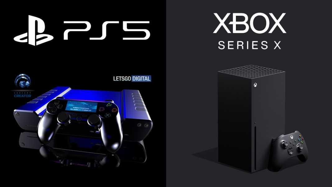 Sony PlayStation PS5 vs. Xbox Series X