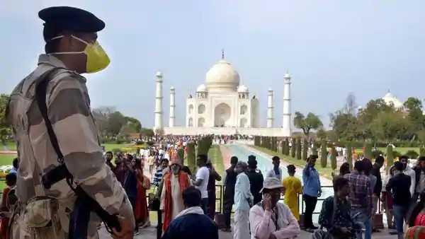 Taj Mahal Reopens For Public