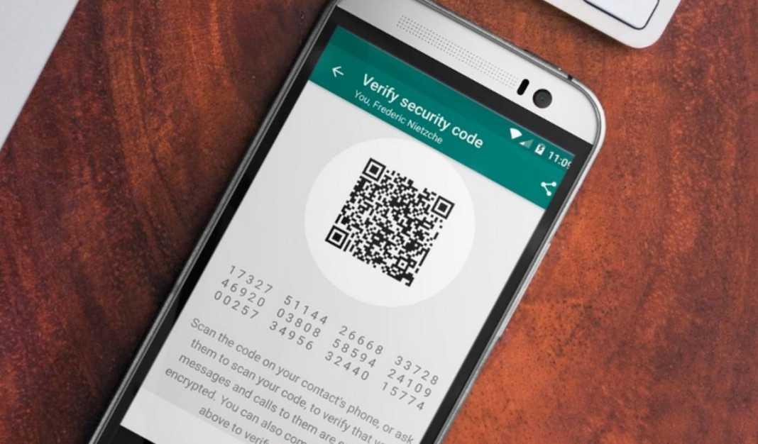 WhatsApp End To End Encryption 1