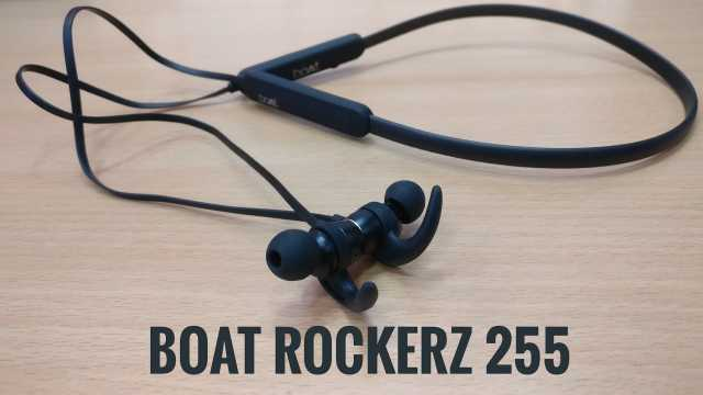 boAtRockerz 255