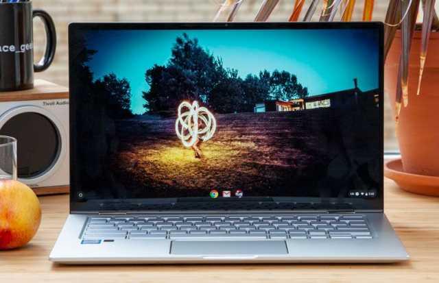 ASUS Chromebook Flip C434 4GB Laptop
