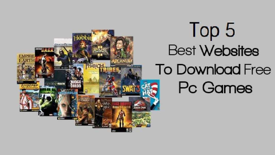 Best Sites to Download PC Games for Free in 2020
