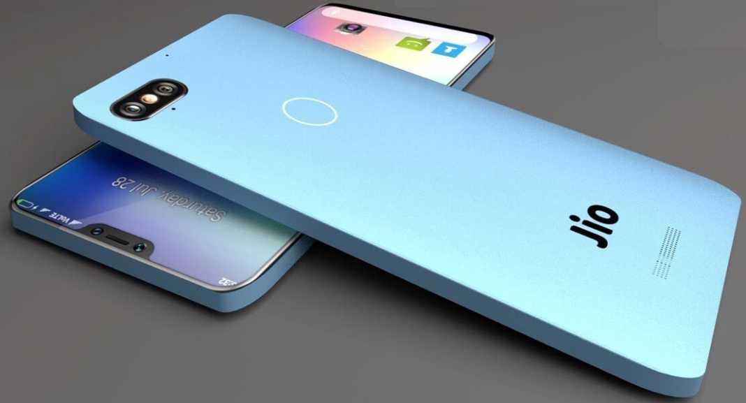Jio 5G Smartphone Price In India