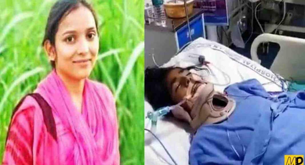 ManishaValmikiHathrasRape Case