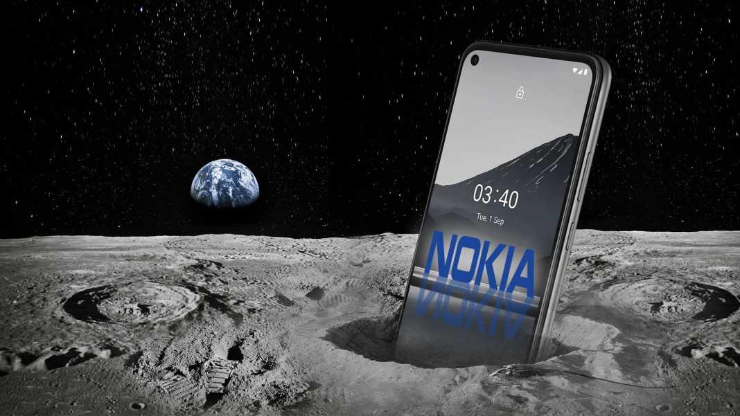Nokia 4G Moon