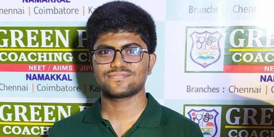 Tamil Nadu Boy Cracks NEET 2020